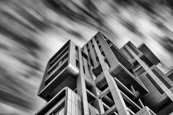 Wall Art - Photograph - Modern Architecture by Michalakis Ppalis
