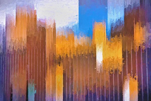 Wall Art - Photograph - Modern Architecture - Topaz by Steve Ohlsen
