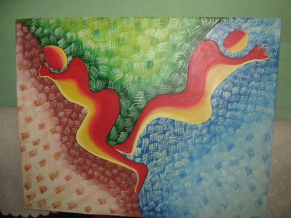 Wall Art - Painting - Modern Art by Gayatri Maheshwari