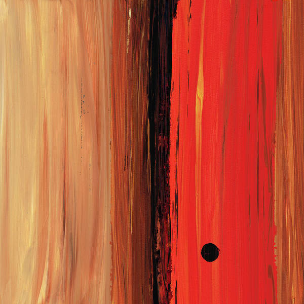 Painting - Modern Art - The Power Of One Panel 1 - Sharon Cummings by Sharon Cummings