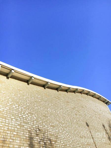 Wall Art - Photograph - Modern Building Abstract by Tom Gowanlock