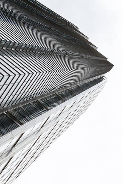 Photograph - Diamond Tooth Skyscraper by John Williams