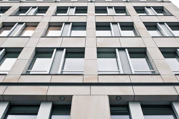 Multi-storey Wall Art - Photograph - Modern Building Exterior by Tom Gowanlock