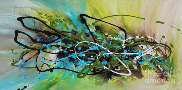 Painting - Modern Day by Preethi Mathialagan