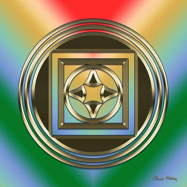 Digital Art - Modern Designs 3 by Chuck Staley