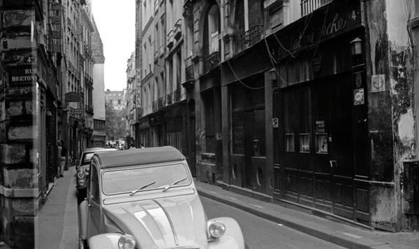Photograph - Modern Jazz Club Latin Quarter by Lee Santa