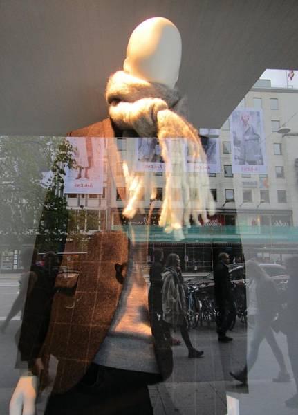 Photograph - Modern Man by Rosita Larsson