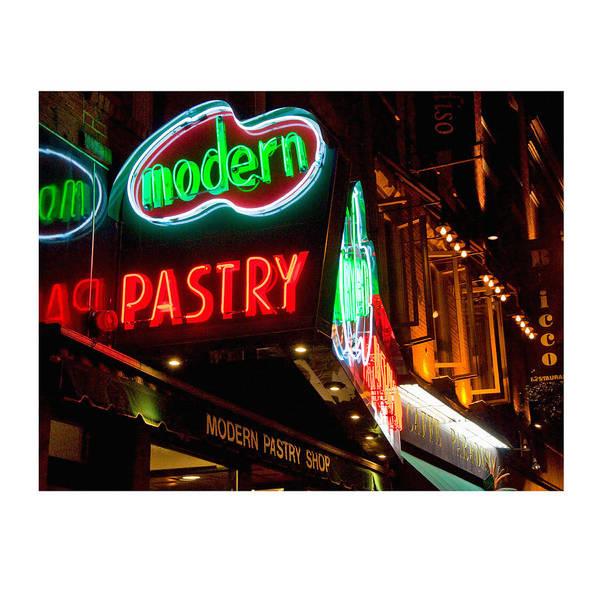 Photograph - Modern Pastry Custom Order by Joann Vitali