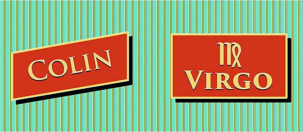 Collin Photograph - Modern Retro_colin_virgo by David Smith