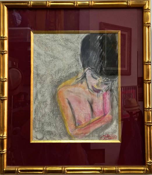Painting - Modesty by Jack Diamond