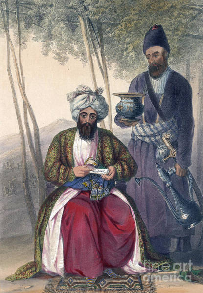 Painting - Mohammad Naib Sharif In Kabul by Celestial Images