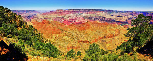 Photograph - Mohave Point Panorama by Greg Norrell