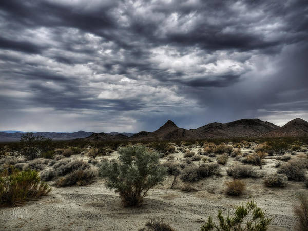 Photograph - Mojave Hdr 026 by Lance Vaughn