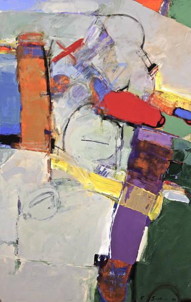 Painting - Mojo Rizen Via La Woman by Cliff Spohn