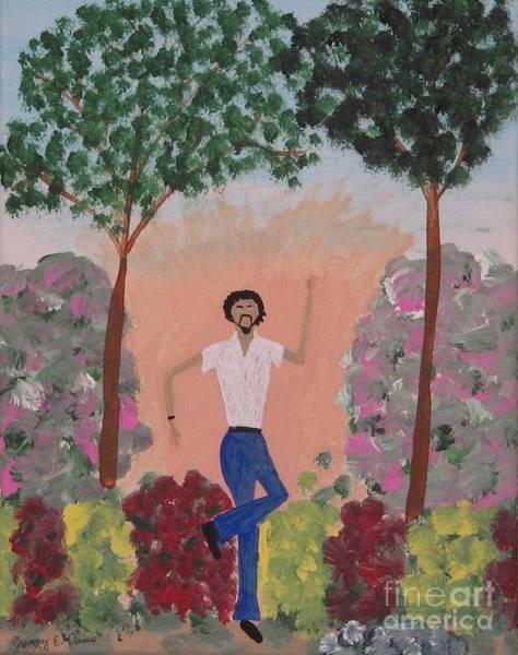 Mojo Painting - Mojo by Gregory Davis