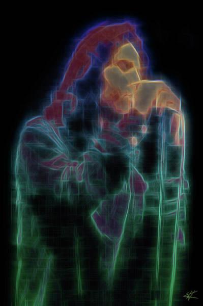 Digital Art - Mojo Risin by Kenneth Armand Johnson