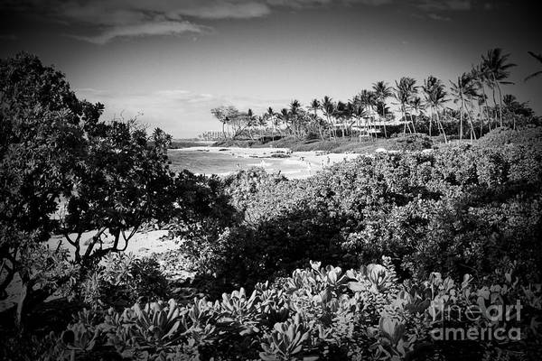 Photograph - Mokapu Ulua Beach Wailea Maui Hawaii  by Sharon Mau