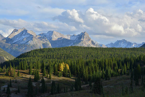 Photograph - Molas Divide And Pass by Ray Mathis