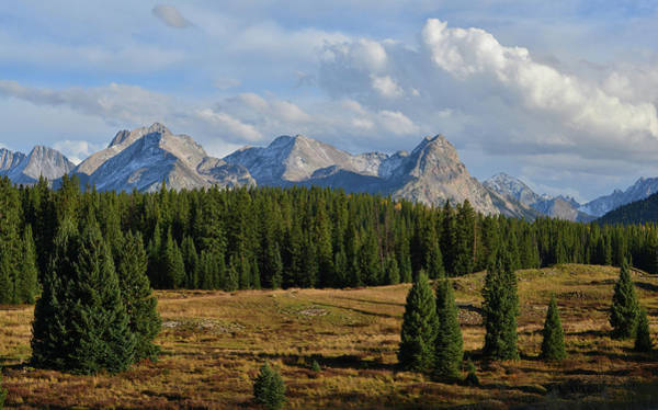 Photograph - Molas Pass On Highway 550 by Ray Mathis