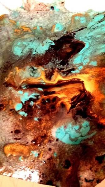 Painting - Molten by Nikki Dalton