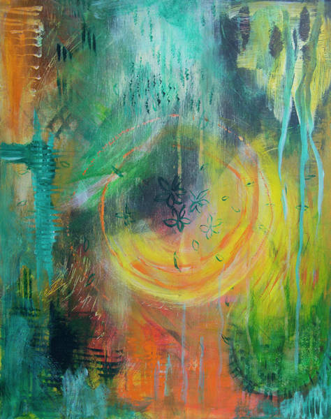 Painting - Moment In Time by Jocelyn Friis
