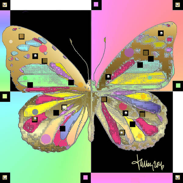 Digital Art - Moment Of Transformation II by Larry Talley