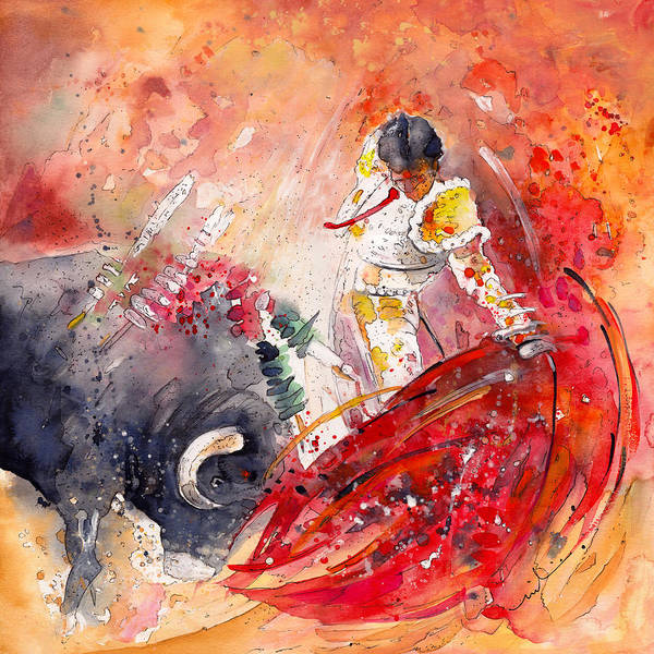 Painting - Moment Of Truth by Miki De Goodaboom