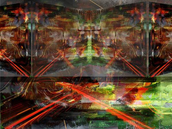 Digital Art - Moments... by Art Di