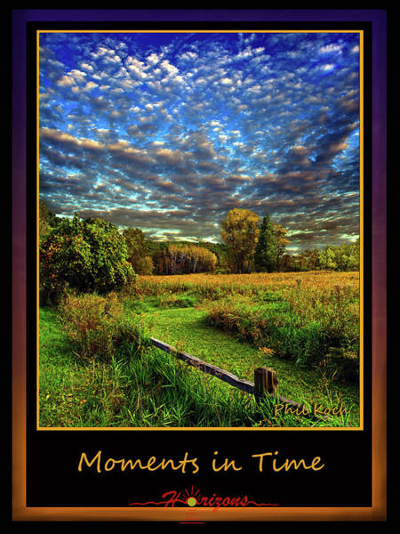 Photograph - Moments In Time by Phil Koch