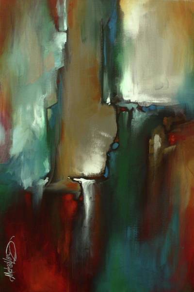 Wall Art - Painting - 'moments' by Michael Lang