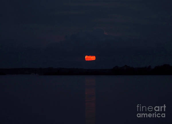 Photograph - Momma's Super Moon by D Hackett