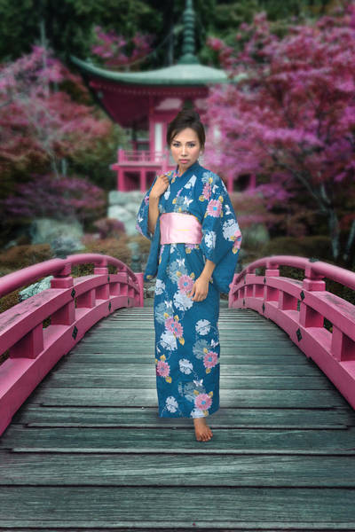 Wall Art - Photograph - Momo In Kyoto by Greg Waters