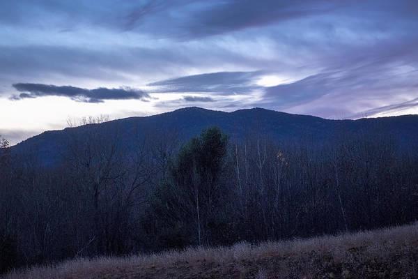 Photograph - Monadnock Twilight by Tom Singleton