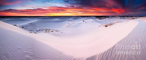Sandhills Photograph - Monahans Sunset Monahans Sandhills State Park Texas by Matt Suess