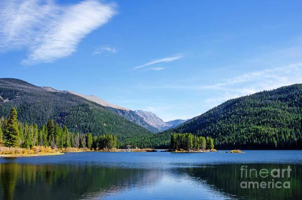 Lake Granby Wall Art - Photograph - Monarch Lake In The Colorado Rocky Mountains by Craig McCausland