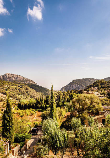 Aurore Photograph - Monastery At Valldemossa View 2..... by Naylors Photography