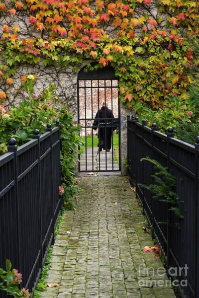 Wall Art - Photograph - Monastery Entrance by Juli Scalzi