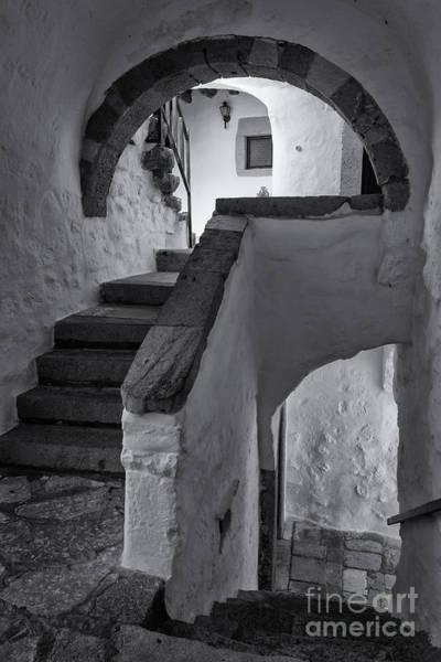 Aegean Sea Photograph - Monastery Of Saint John The Theologian by Inge Johnsson