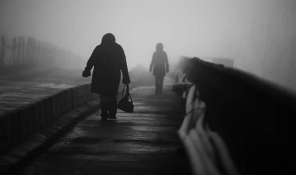 Mist Photograph - Monday by Julien Oncete