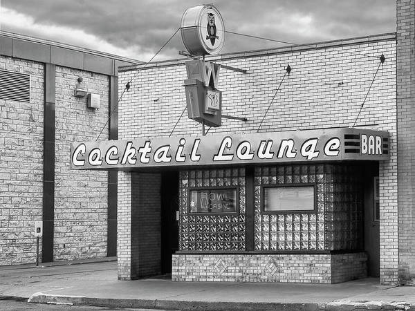 Cocktail Lounge Photograph - Monday Morning by Dominic Piperata