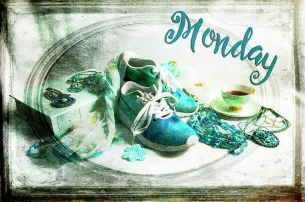 Photograph - Monday Shoes by Randi Grace Nilsberg