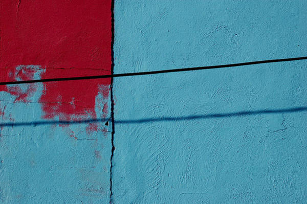 Photograph - Mondrian Woz 'ere by Stuart Allen