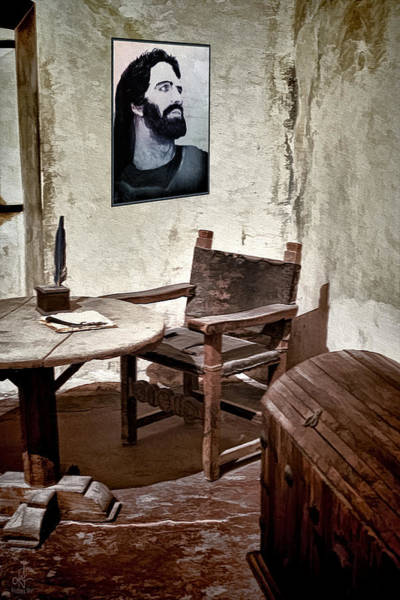 Photograph - Monk's Cell by Pennie McCracken