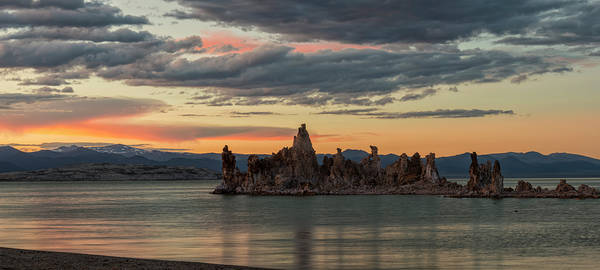 Photograph - Mono Lake Islands Of Tufa by Loree Johnson