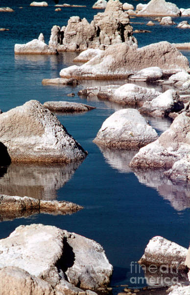 Photograph - Mono Lake Tufa by Norman Andrus