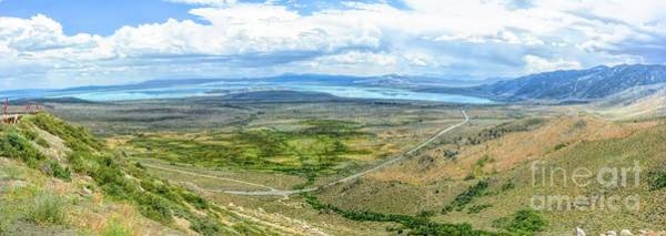 Photograph - Mono Lake Vista Point by Joe Lach