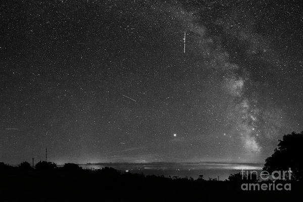 Photograph - Mono Milky Way by Clayton Bastiani