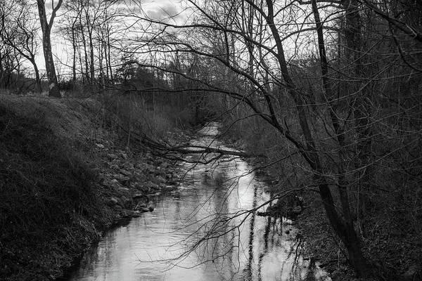 Photograph - Monocacy Creek In Winter by Jennifer Ancker