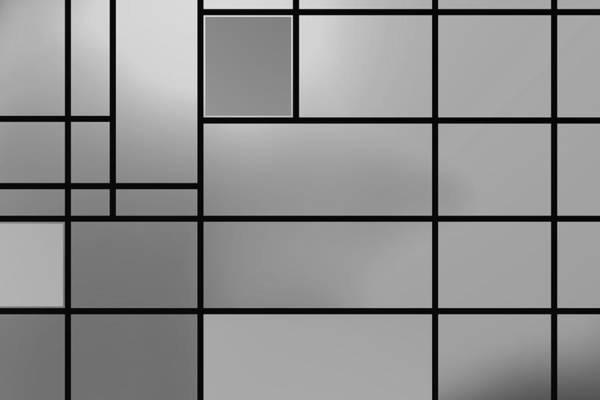 Digital Art - Monochrome Composition by Alberto RuiZ