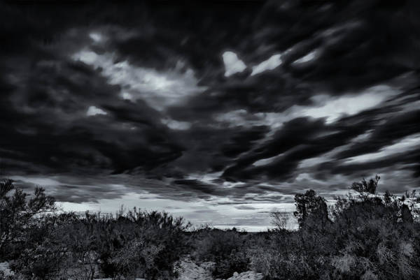 Photograph - Monsoon Mono H45 by Mark Myhaver